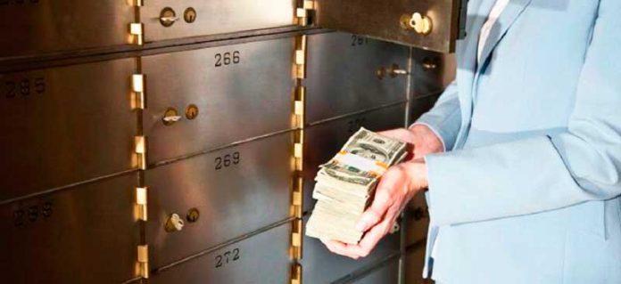 Аренда банковской ячейки