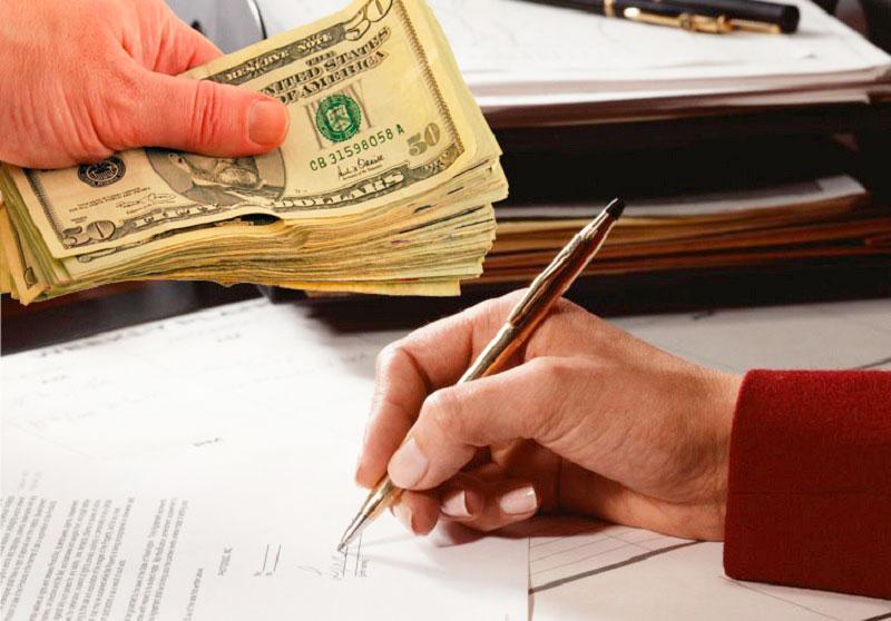 Расписка о получении задатка при покупке квартиры