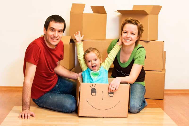 Доля несовершеннолетнего ребенка в квартире