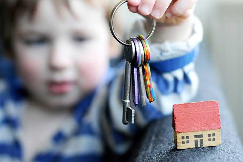 Продажа приватизированной квартиры с долями