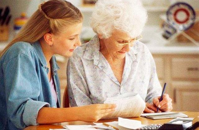 Договор дарения с правом пожизненного проживания дарителя - образец