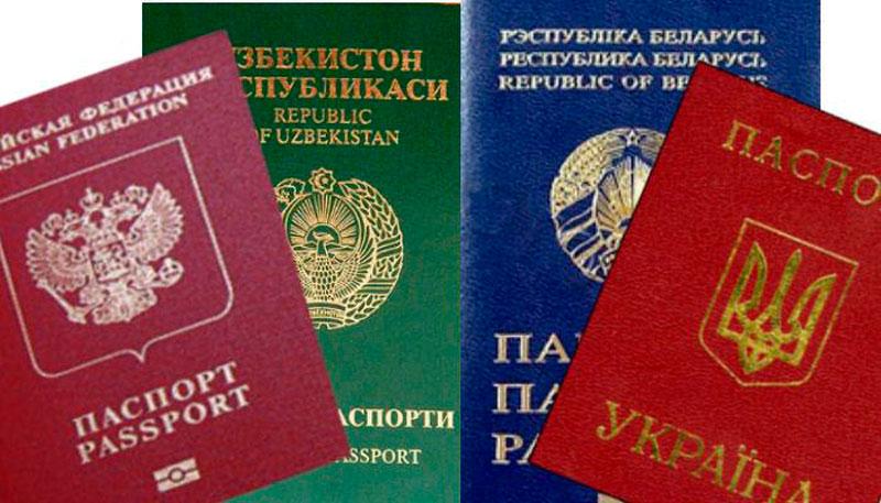 Временная регистрация иностранцев в РФ